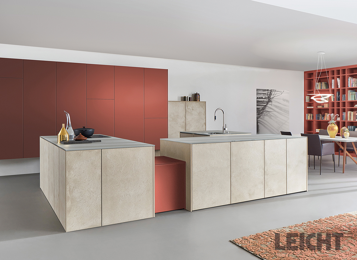 LES COULEURS® LE CORBUSIER - Red ochre