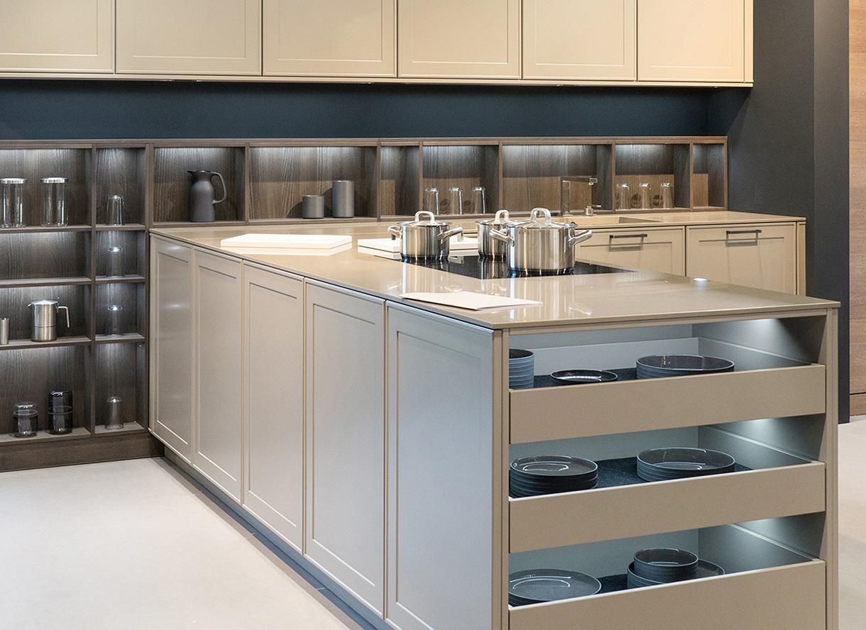 leicht k chen pfeiffer k chen von der pfeiffer gmbh co kg. Black Bedroom Furniture Sets. Home Design Ideas