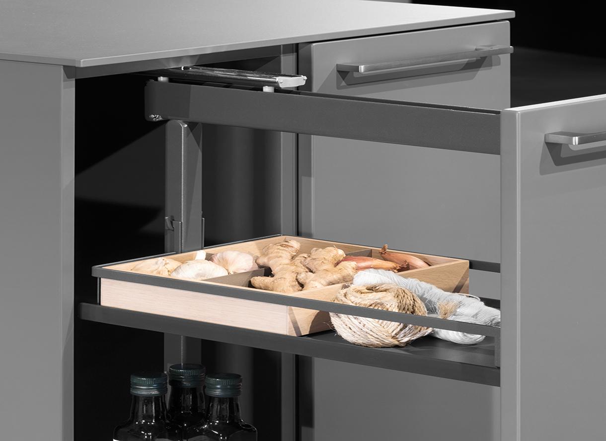 ORDNUNGSSYSTEME - PFEIFFER Küchen von der Pfeiffer GmbH & Co. KG