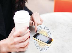 Aufladen Von Smartphones