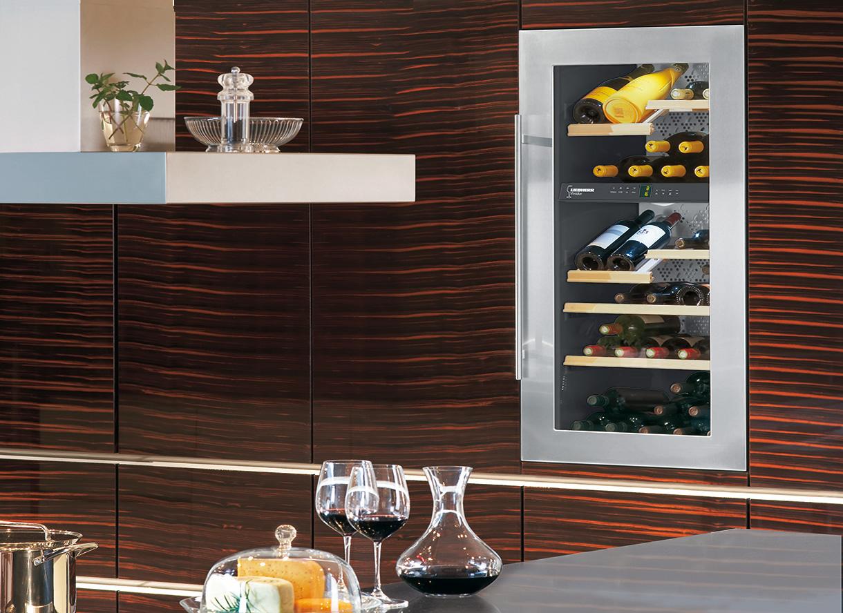 Kitchen Cabinets Com LIEBHERR - PFEIFFER Küchen von der Pfeiffer GmbH & Co. KG