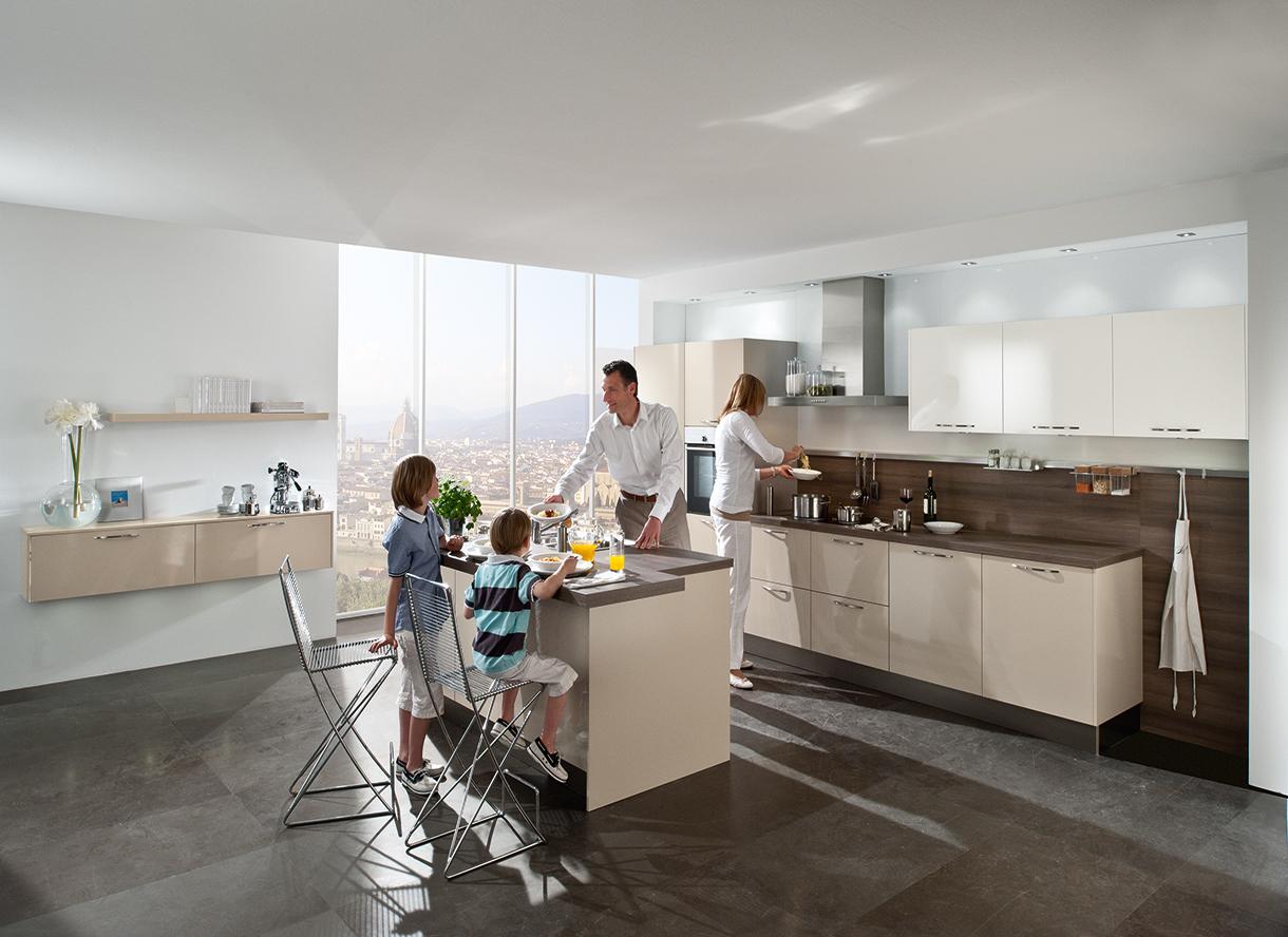 FAMILY KITCHEN - PFEIFFER Küchen von der Pfeiffer GmbH & Co. KG