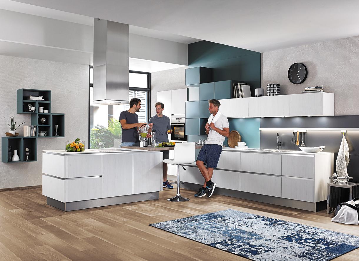 familienk chen pfeiffer k chen von der pfeiffer gmbh co kg. Black Bedroom Furniture Sets. Home Design Ideas