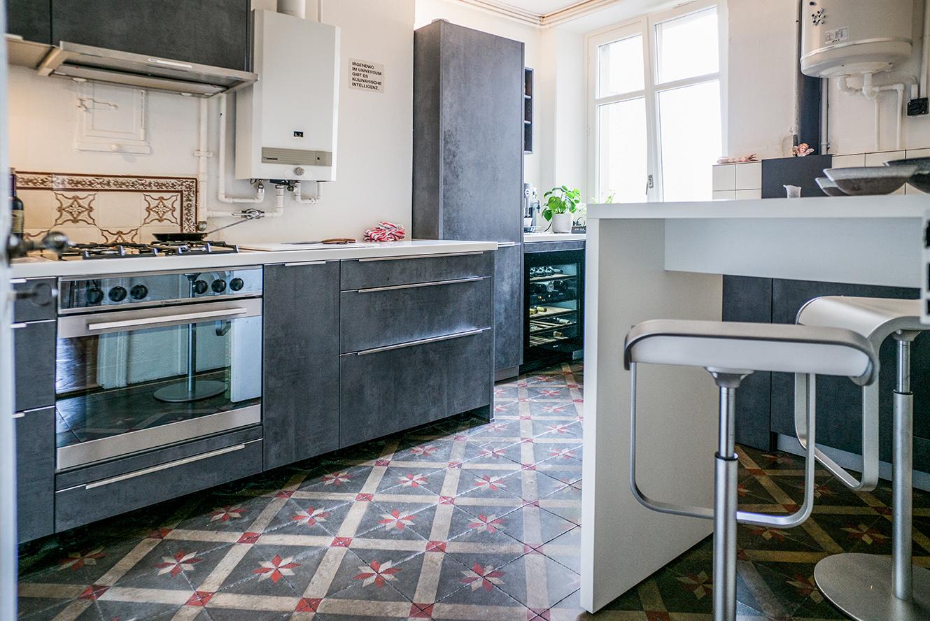 Altbauwohnung - PFEIFFER Küchen von der Pfeiffer GmbH & Co. KG