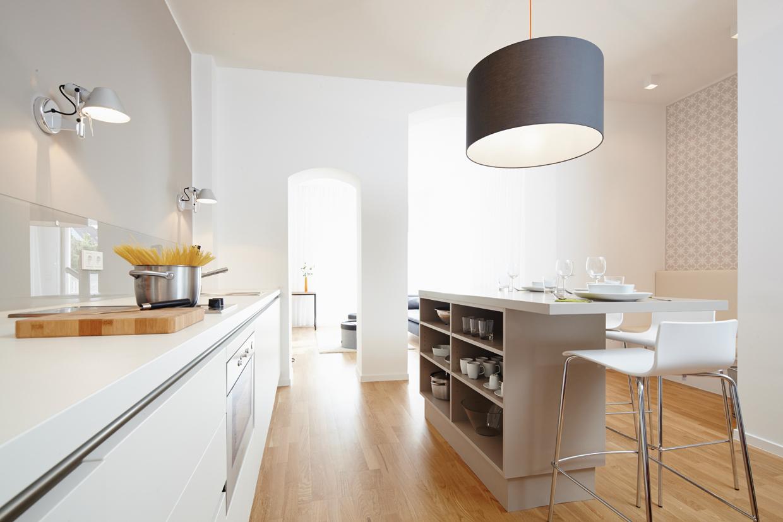 ipartment frankfurt pfeiffer k chen von der pfeiffer gmbh co kg. Black Bedroom Furniture Sets. Home Design Ideas